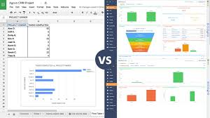 Excel Vs Crm Blog Post3 Blog Agovo Crm Software Consultants