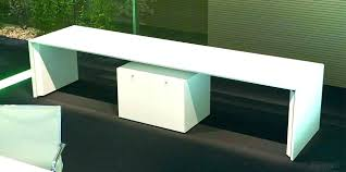 extra long office desk. Extra Long Office Desk Home Design Ideas And Pictures Stylish White Brillia L