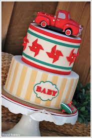 Baby Shower Cake Vintage Baby Shower Lesley Of Royal Bakery Shares