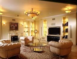 Living Room:Luxury Earth Living Room Design With Dark Nuance Style  Wonderful Sweet Living Room