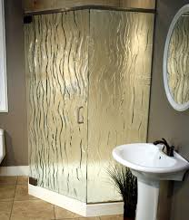 obscure glass shower doors. Lava Glass Cast Obscure Shower Doors E