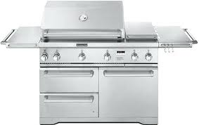 kitchenaid built in grill outdoor grill kitchenaid 30 inch built in natural gas grill with rear burner