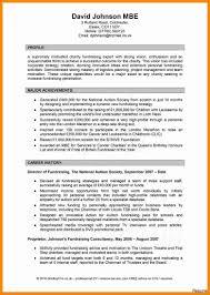 28 Elegant Stock Of Cv Profile Examples Free Resume Format Example