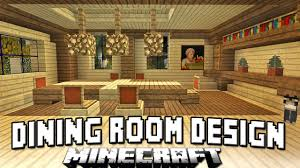 how to make a table in minecraft. Minecraft Tutorial: How To Build A House Part 13 (Dining Room Chairs And Table Design) - YouTube Make In