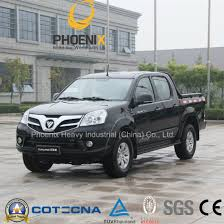 China Foton 4WD Tunlands 2.8t LHD Pickup Truck with Manual ...