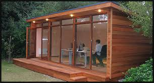 home office in the garden. garden office home in the x