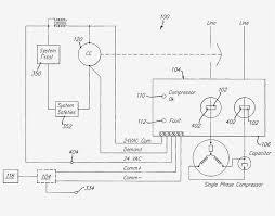 stunning trane compressor wiring diagram contemporary electrical single phase refrigeration compressor wiring diagram at Trane Compressor Wiring Diagram