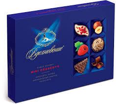 Купить <b>Набор конфет</b> «Красный Октябрь» <b>Вдохновение Mini</b> ...