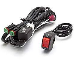 motorbike spotlight fog light wiring loom harness kit on off motorbike spotlight fog light wiring loom harness kit on off switch for bike trike quad