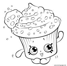 Cute Cupcake Coloring Pages Beautiful Cupcake Coloring Page Fresh