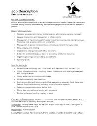 Sales Administrative Assistant Job Description For Resume | For ... Sales Administrative Assistant Job Description For Resume Sales Assistant Job Description Sample Monster Executive Administrative Assistant