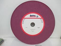 Abrasive Wheels 7 X 1 2 X 1 1 4 Radiac K286952 Ruby Surface