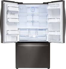 36 Refrigerators Lg Lfxc24726d 36 Inch Counter Depth French Door Refrigerator With