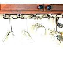 wine glass holder ikea hanging rack plans dimensions singapore lighted with storage
