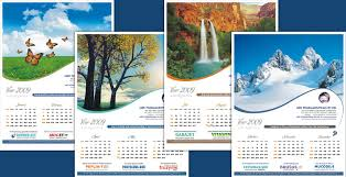 Calendar Sample Design Magnificent Cool Wall Calendar Design N E W C A L D R I G Idea Template 48