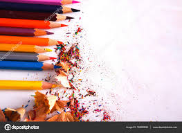 drawing tools. Drawing Tools, Lot Of Colorful Pencils Frame Background \u2014 Stock Photo Tools