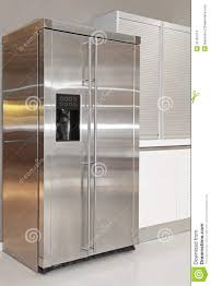 Refrigerator Stock Images Image - Kitchen refrigerator