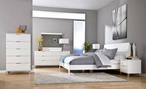 bedrooms with white furniture. Bedrooms Grey Light Carpet Walls White Furniture With