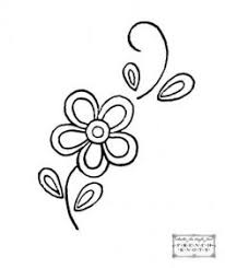 Small Picture Free Hand Embroidery Flowers Patterns Vintage Flowers NA