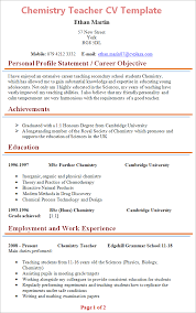 chemistry-teacher-cv-template-1