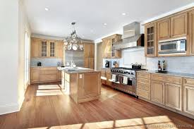 popular light oak kitchen cabinets cool 5 28 color ideas with wood hbe intended for