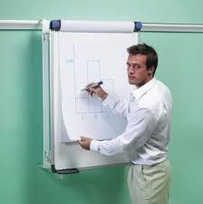 What Is Flip Chart Presentation 43039068 Nobo Nobo Flip Chart Board For Presentation Rail