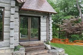 Concrete Cabin Toronto Canada Concrete Log Cabin Everlog Systems