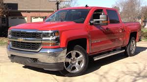 All Chevy 2016 chevy 1500 : 2016 Chevrolet Silverado LT Crew Cab Start Up, Road Test, and In ...