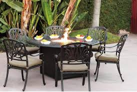 black wrought iron outdoor furniture. Awesome Furniture Black Wrought Iron Patio With Large Round Pict For Outdoor Clearance Trends And Swing