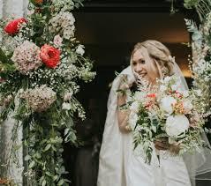 Wedding Flowers Cardigan