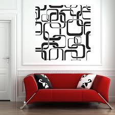 patterns wall art stickers