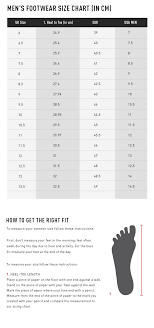 Shoe Conversion Best Examples Of Charts