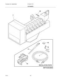 Ffhs2611pf7 frigidaire pany appliance parts
