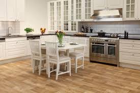 Non Slip Vinyl Flooring Kitchen Types Of Kitchen Flooring Stone Flooring This Kitchen Shows How