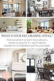 Pinterest Interior Design Quiz Decorating Styles Defined Find Your Decorating Style Where