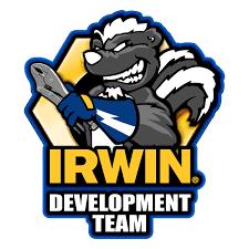 irwin tools logo png. irwin tools development team logo png t