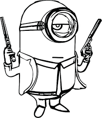 Nerf Gun Coloring Pages To Print Jafevopusitop