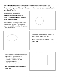 Kids. middle school art worksheets: Value Scale And Sphere ...
