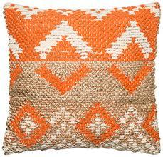 orange accent pillows. Amazon.com: Loloi Pillow, Down Filled - Orange/Beige Pillow Cover, 22\ Orange Accent Pillows L