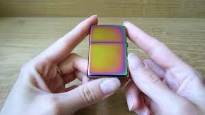 <b>Зажигалка</b> Zippo 151ZL Spectrum (Видео обзор) podarki-odessa ...