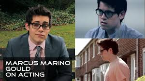 Marcus Marino Gould on his Acting Method - YouTube