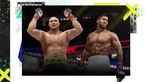 Buy UFC® 4 - Tyson Fury & Anthony ...