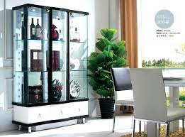 living room glass cabinet wine glass cabinets furniture living room furniture display showcase wine cabinet living room cabinet in living glass display