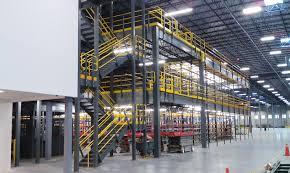 warehouse mezzanine modular office. 3 Level Mezzanine Warehouse Modular Office