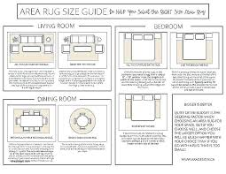 area rug size sizes choosing design what for living room with sectional