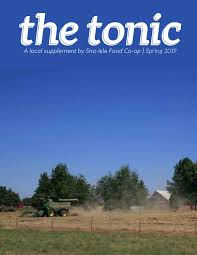 The Tonic Spring 2019 by Sno-Isle Food Co-op - issuu