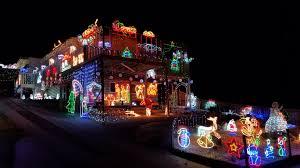 Kelso Christmas Lights Christmas Light Tour 2 Cinematic Randomness