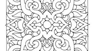 coloring pages for middle school