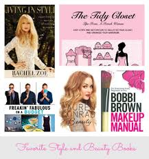 book club favorites style and beauty books
