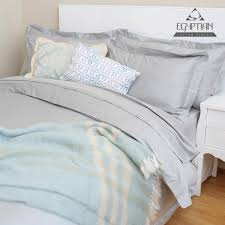 400tc platinum egyptian cotton duvet cover set